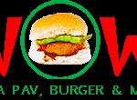 Wow vada Pav Franchise Logo